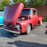 Cruise In April 2021